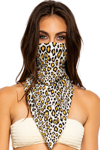 WILD SIDE - Full Wrap Mask • Multicolor