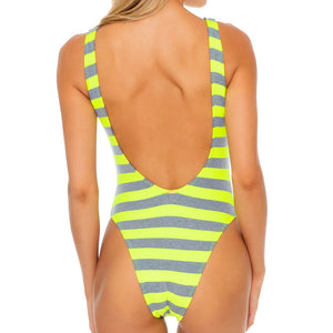 TIME TO FIESTA - Tank One Piece Bodysuit