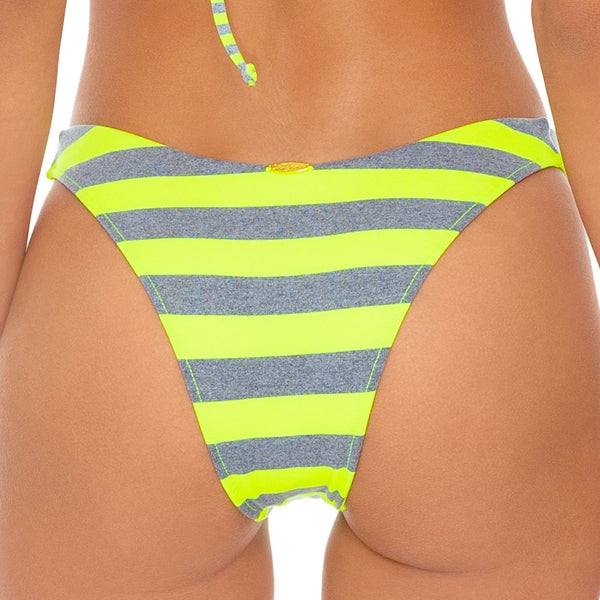 TIME TO FIESTA - High Leg Brazilian Bottom