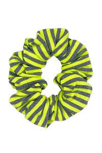 TIME TO FIESTA - Scrunchie • Neon Yellow