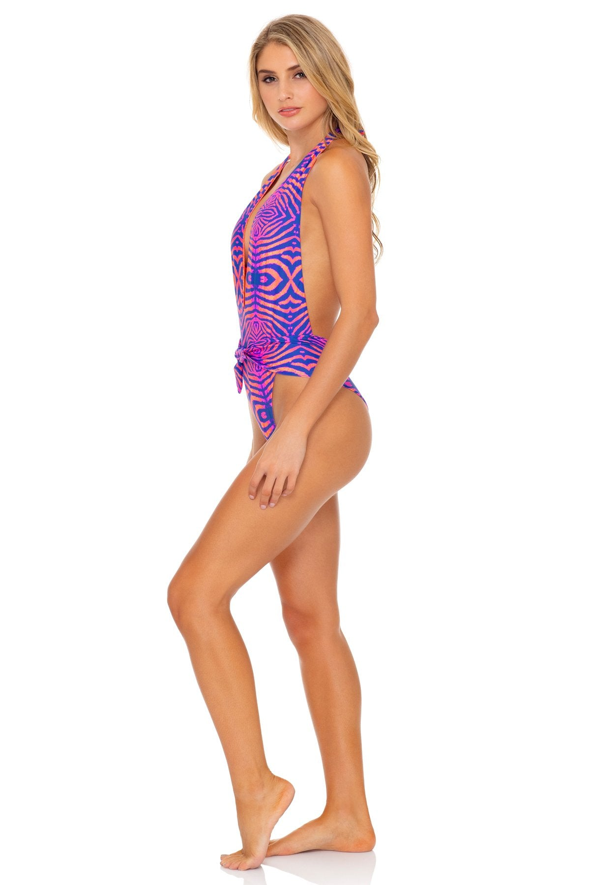 PUERTO AVENTURA - One Piece Bodysuit • Multicolor