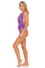 PUERTO AVENTURA - One Piece Bodysuit • Multicolor Runway