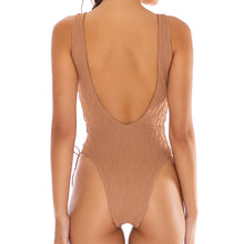 RIVER DANCE - Open Side One Piece Bodysuit