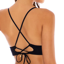 RIVER DANCE - Cross Back Bustier Top