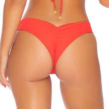 PURA CURIOSIDAD - Seamless Wavey Ruched Back Bottom