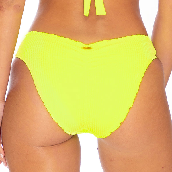 PURA CURIOSIDAD - Seamless Full Ruched Back Bottom (3929487376486)