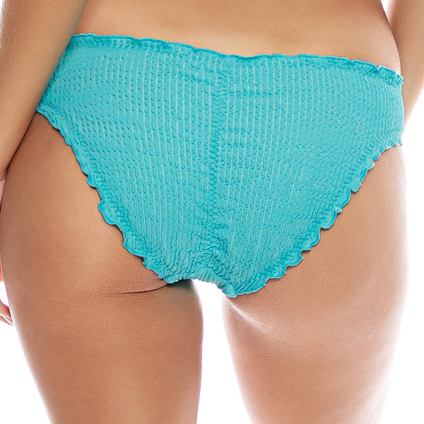 PURA CURIOSIDAD - Seamless Full Ruched Back Bottom