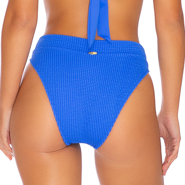 PURA CURIOSIDAD - High Leg Banded Waist Bottom