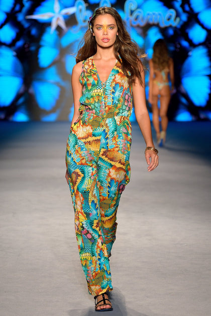 JUST WING IT - Jumpsuit • Multicolor Runway
