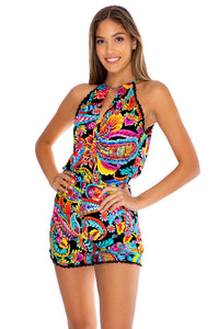 MOON NIGHTS - Señorita Romper • Multicolor