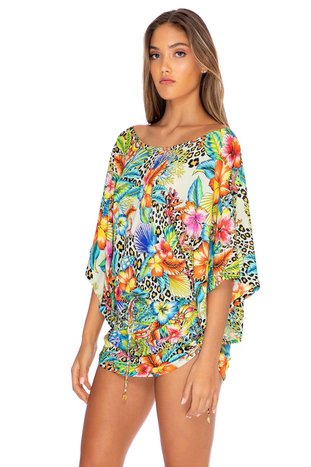 LULI'S JUNGLE - South Beach Dress • Multicolor