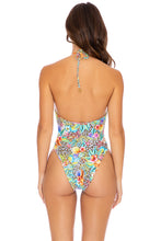 LULI'S JUNGLE - One Piece Bodysuit • Multicolor