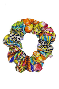 LULI'S JUNGLE - Scrunchie • Multicolor