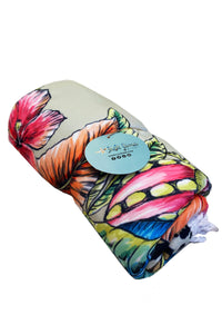 LULI'S JUNGLE - Towel • Multicolor