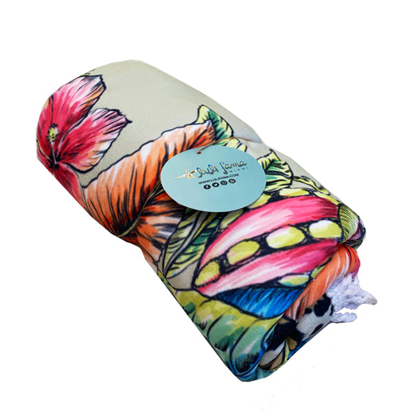 LULI'S JUNGLE - Towel