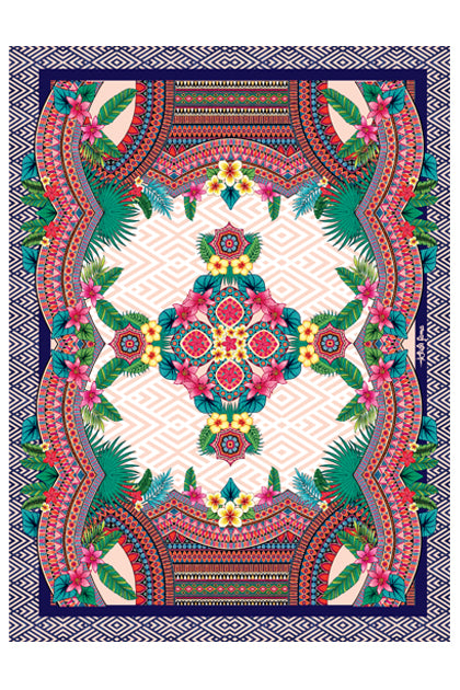 LULI TRIBE - Pareo • Multicolor