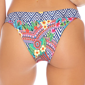 LULI TRIBE - Banded Moderate Bottom