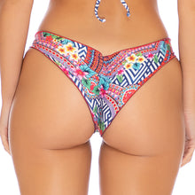 LULI TRIBE - Wavey Ruched Back  Bottom