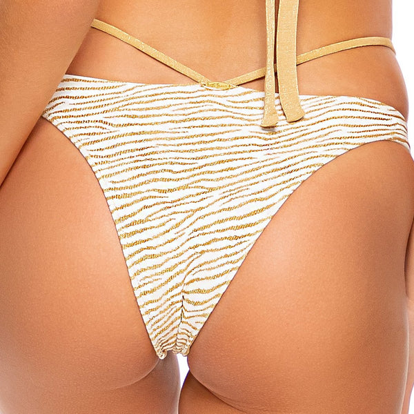 GODDESS ALLURE - Strappy Ring Bottom
