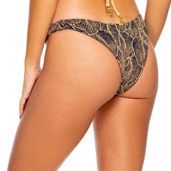 DREAMWEAVER - High Leg Brazilian Bottom