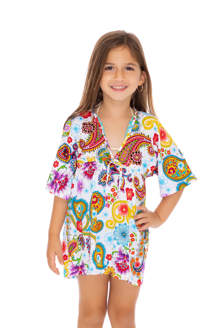 PARAISO - Short Tunic • Multicolor