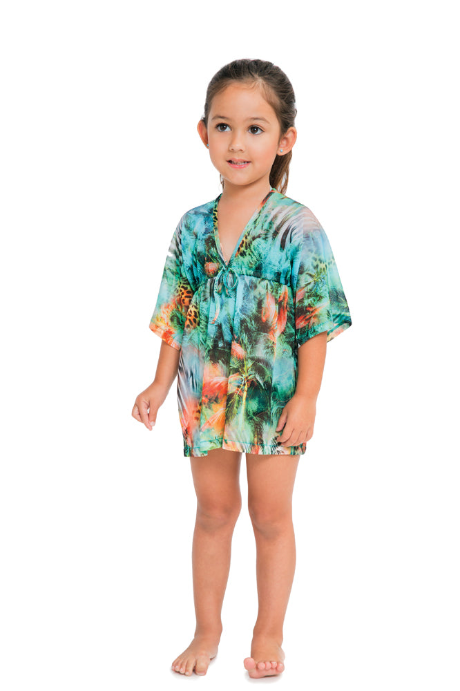 MIAMI NICE T - Short Tunic • Multicolor