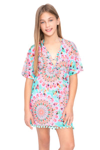 DREAM CATCHER - Short Tunic • Multicolor
