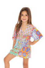 SIREN DANCE - Short Tunic • Multicolor