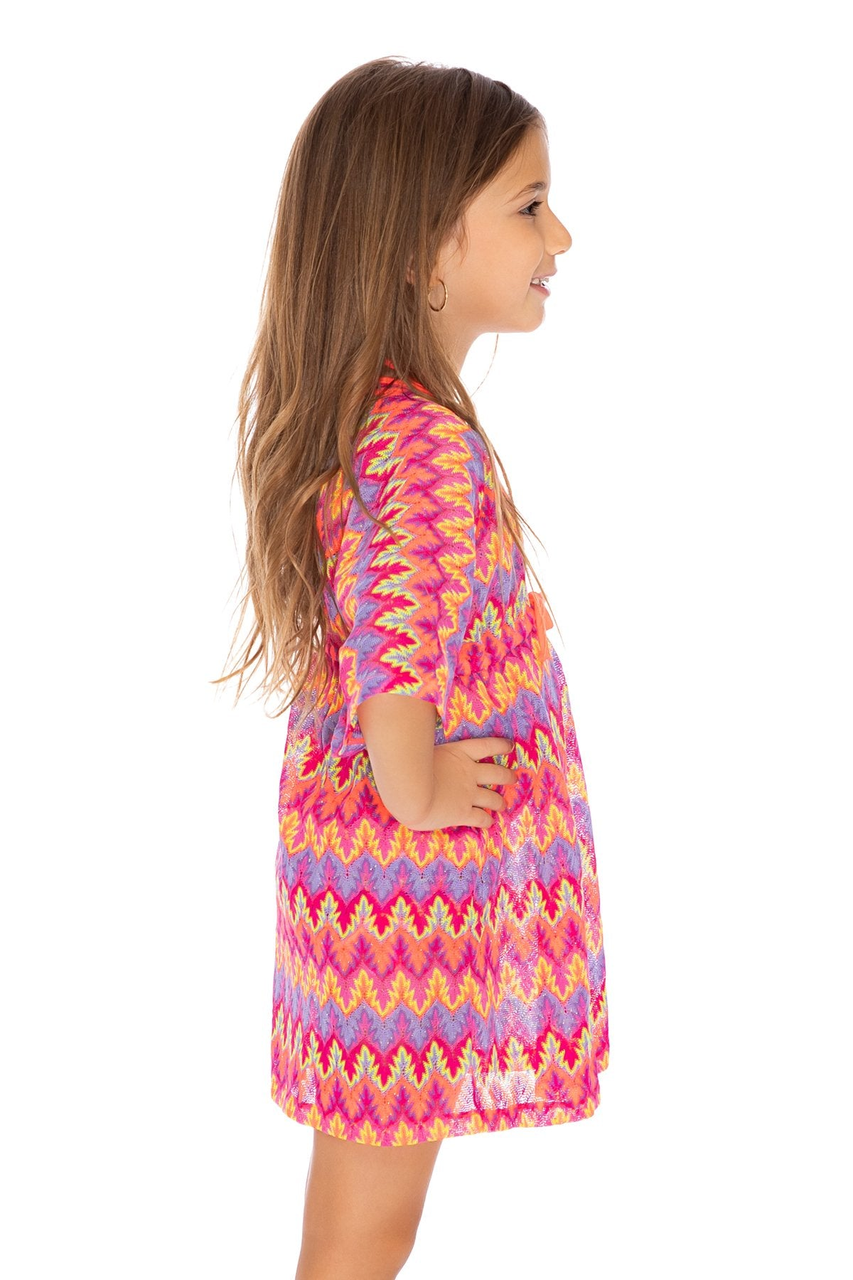SONG OF THE SEA - Short Tunic • Multicolor