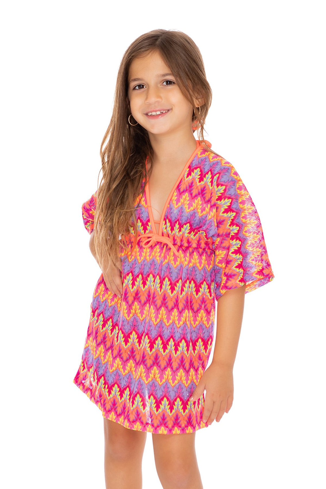 SONG OF THE SEA - Short Tunic • Multicolor (3956408713318)