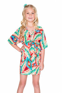 WILD HEART - Short Tunic • Multicolor (874515890220)