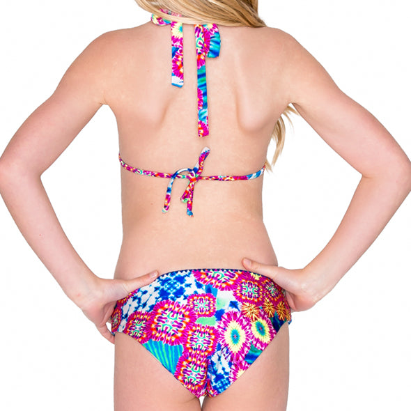 BEAUTIFUL MESS - Triangle Stitched Bikini
