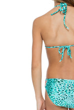 VIVA CUBA - Patch Triangle Bikini • Multicolor