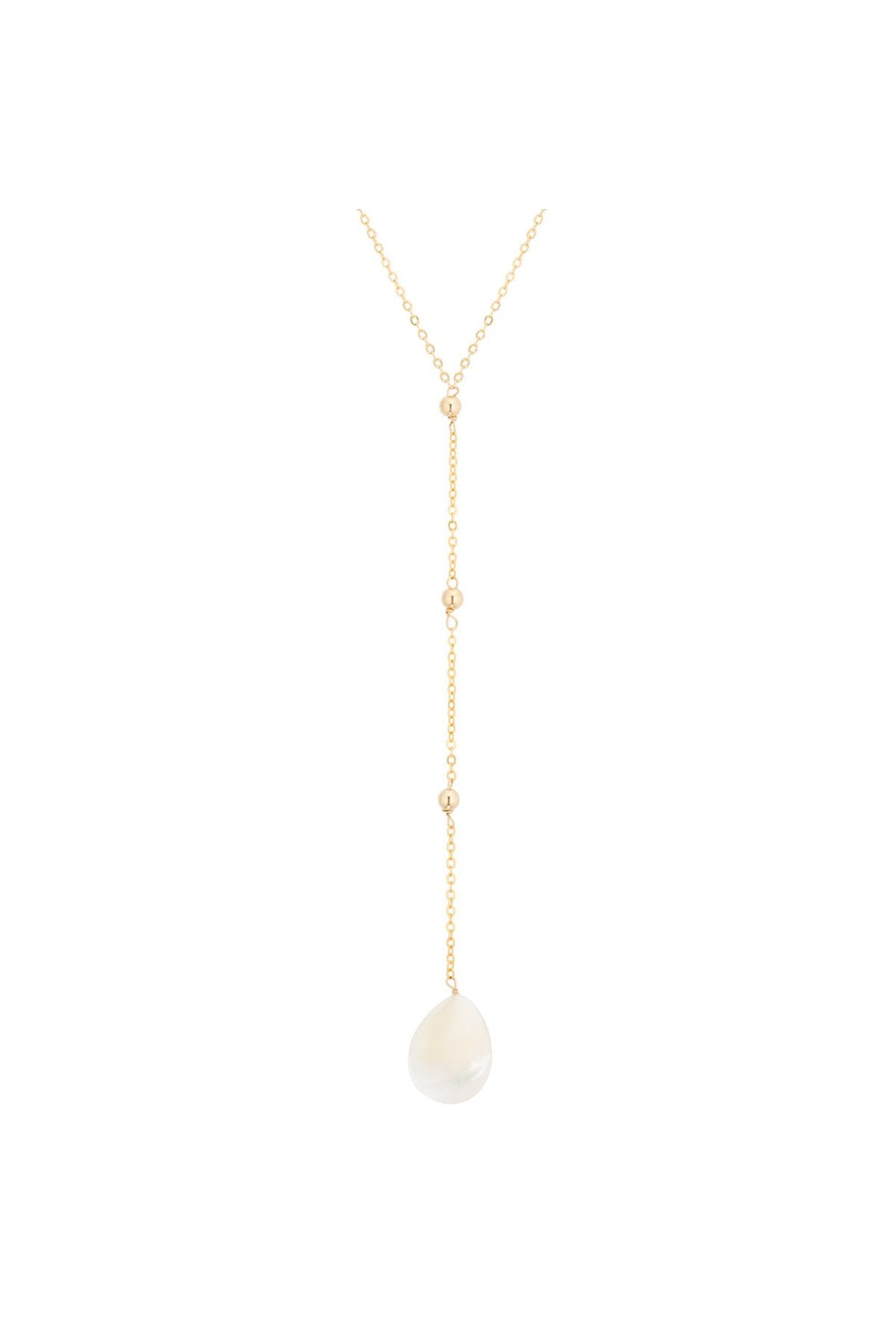 TAUDREY - Isla Necklace • Gold