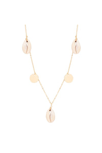 TAUDREY - Playa Necklace • Gold