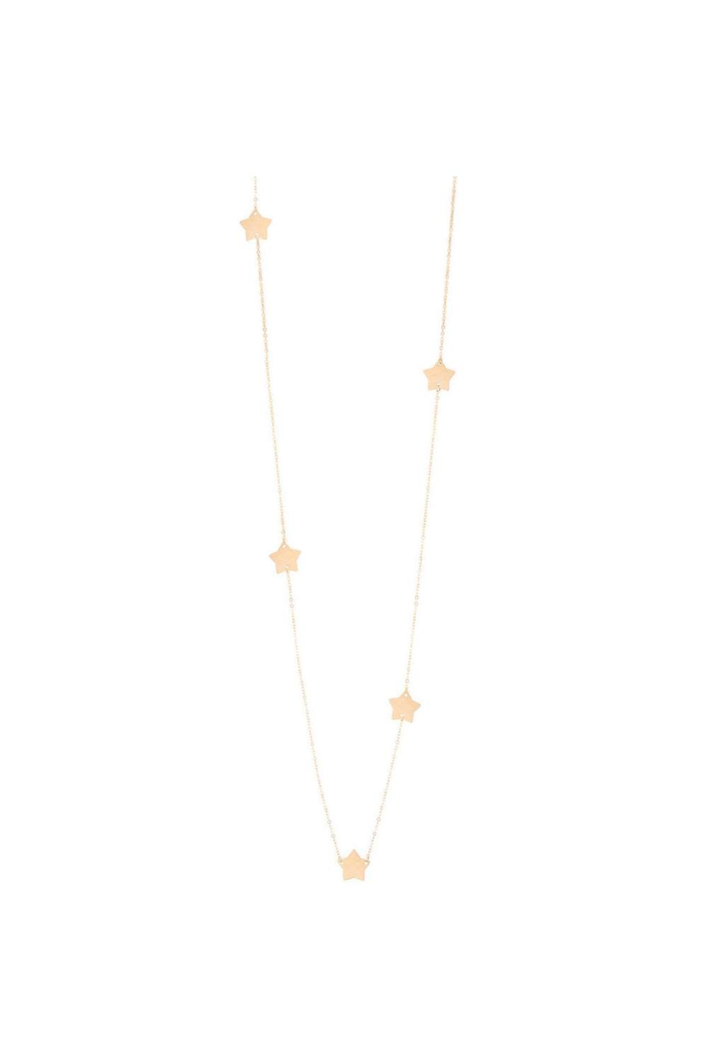 TAUDREY - Estrella Necklace • Gold