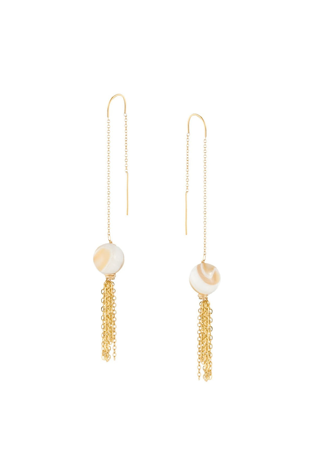 TAUDREY - Classico Earrings • Gold