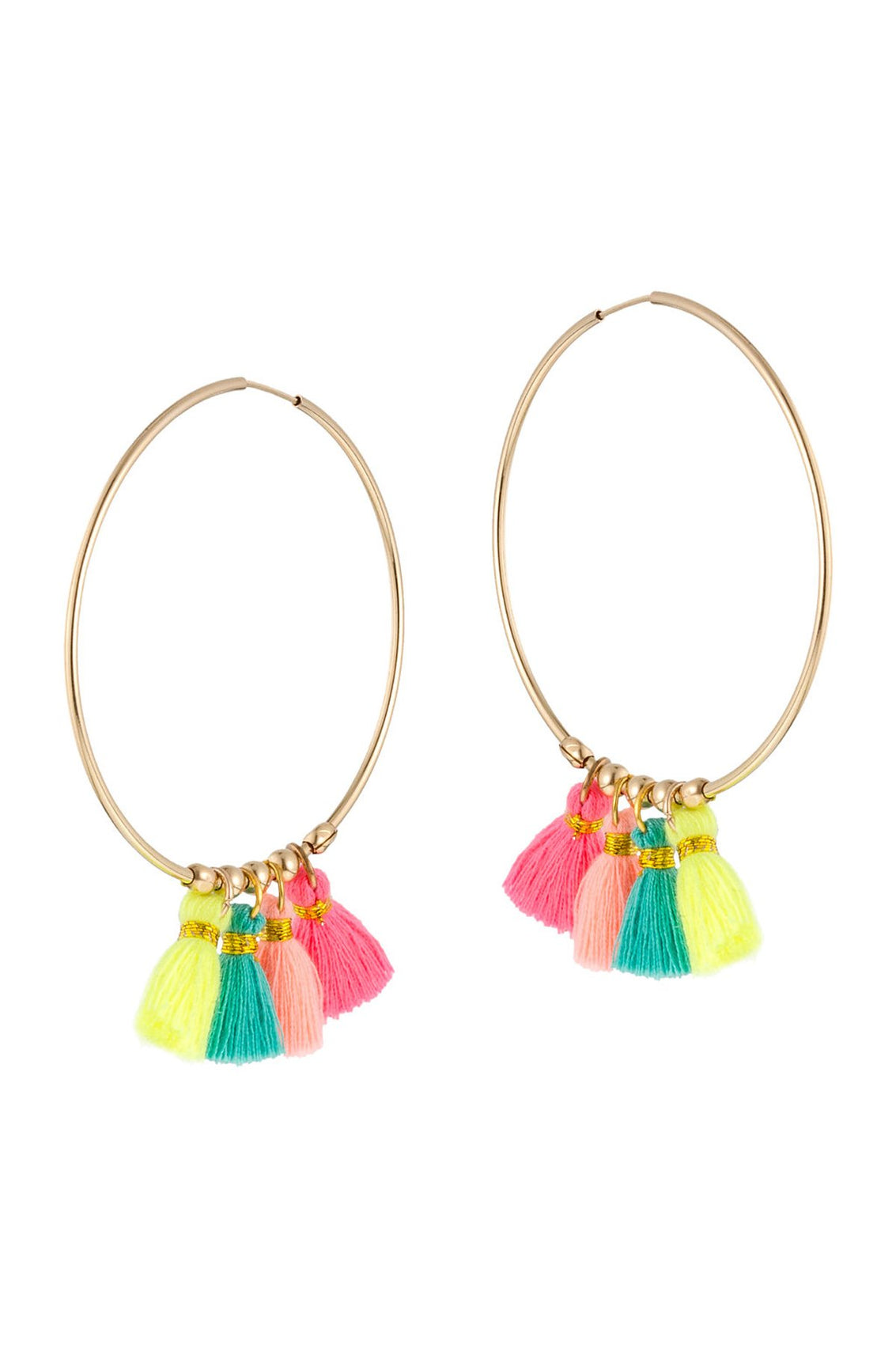 TAUDREY - Limon Earrings • Multicolor