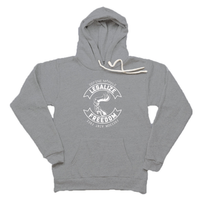 Legalize Freedom - Hoodie Pullover