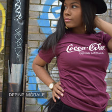 Cocoa Color - (Maroon) Short-Sleeve T-Shirt