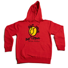Give Love - (Red) Unisex Hoodie
