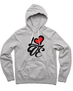 Love Formation - Unisex TriBlend Vintage Grey Hoodie