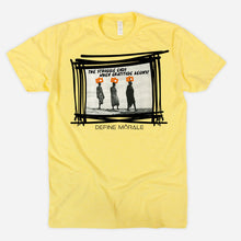 Struggle Ends Gratitude Begins (Cream & Yellow) - Unisex Short Sleeve T-Shirt