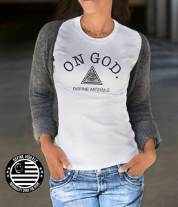 On God - Short Sleeve Women's T-shirt
