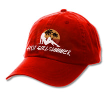 Hot Girl Summer - (Red) Dat Hat