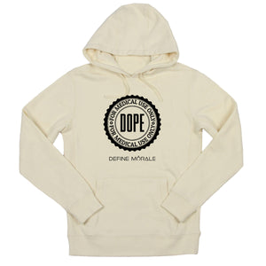 Medical Dope Only - (Cream) Unisex Hoodie