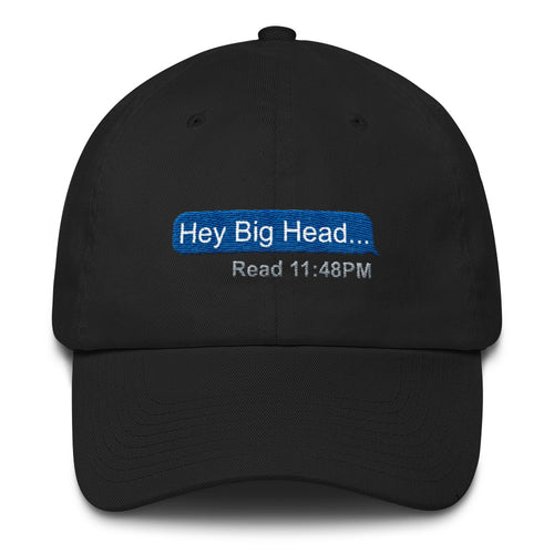 Hey Big Head - Dad Hat