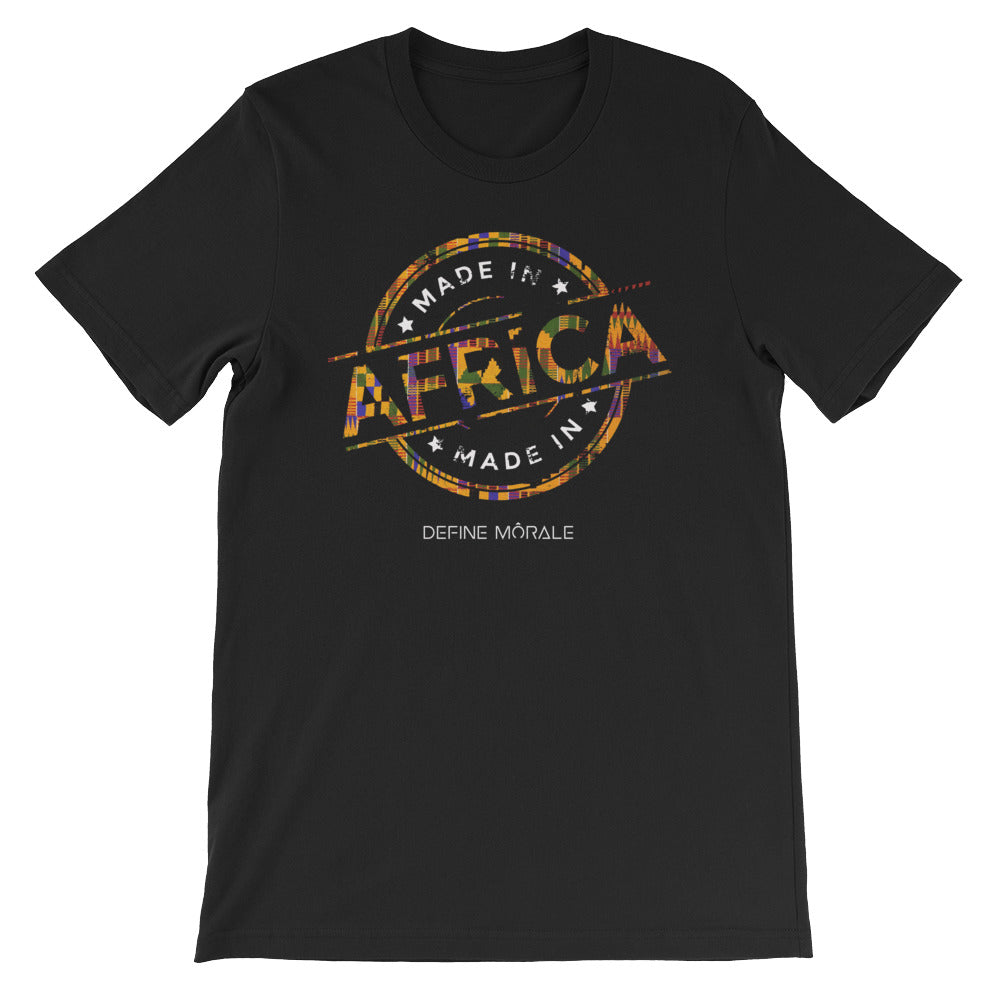Made In Africa - Short-Sleeve Unisex T-Shirt
