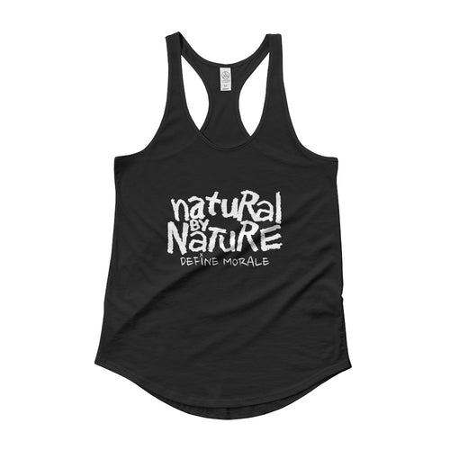 Natural By Nature - Ladies' Shirttail Tank