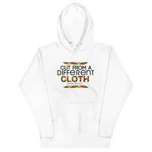 Different Cloth - (Grey & White) Unisex Hoodies
